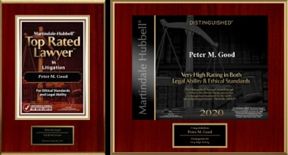 Peter Good Awards